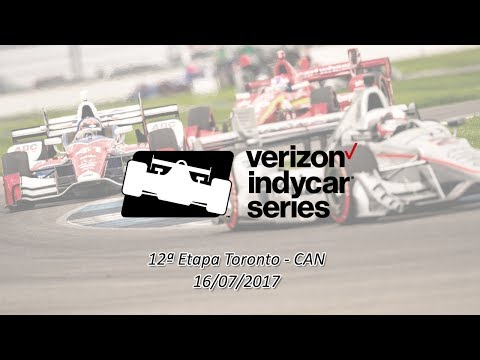 Indy Car Series 2017 12ª Etapa Toronto - CAN