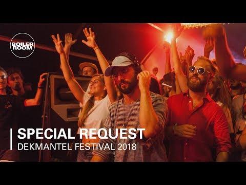 Special Request | Boiler Room x Dekmantel Festival 2018 Mp3