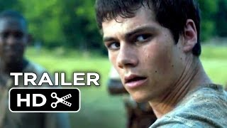 The Maze Runner Official Trailer #1 (2014) Dylan O