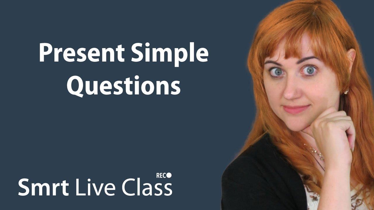 Present Simple Questions - Pre-Intermediate English with Nicole #10