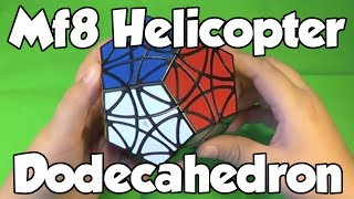 Mf8 Helicopter Dodecahedron Unboxing