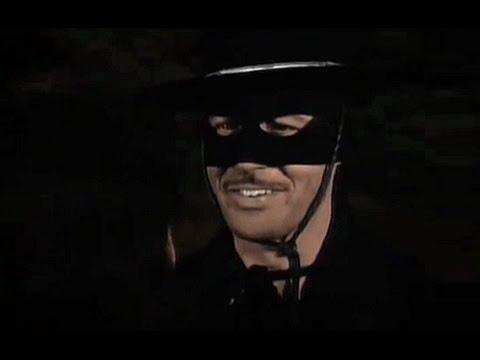 Walt Disney ''El Zorro'' (1957) Cap.-14
