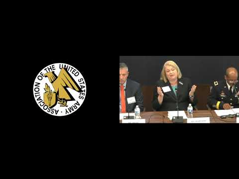 Army Contracts Hot Topic 2018 - Panel 2 - Service Contracting Reform