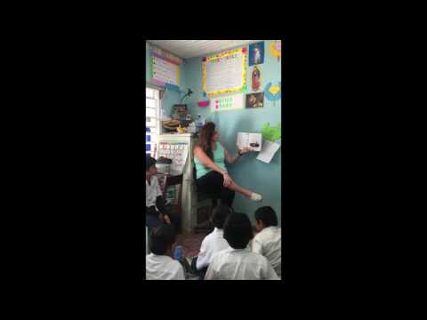 Belize 2017 Teaching at Roman Catholic School in San Pedro, Belize