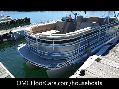 Houseboat/Pontoon Boat Carpet Cleaning | Lake Lanier ...