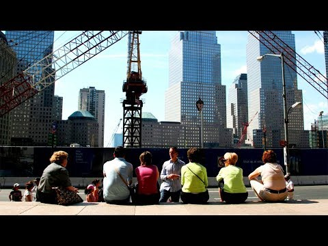 New York City World Trade Center Walking Tour