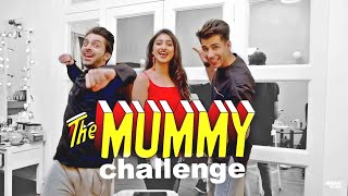The Mummy Challenge | Rimorav Vlogs
