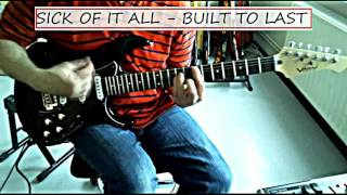Built to last -  Sick of it all