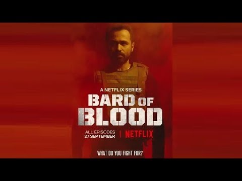 Bard Of Blood First Look Emraan Hashmi Netflix Series | Bard Of Blood Release Date Mp3