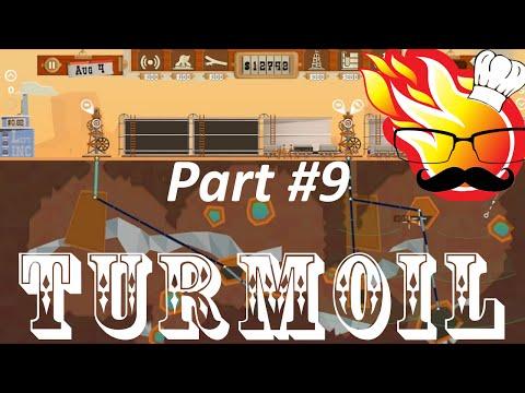 Turmoil - Natural Gas and $3 per Barrel! - Playthrough Part 9