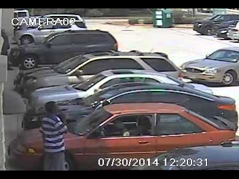 1960 Car Break in 07 30 2014