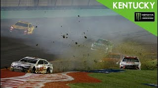 Monster Energy Nascar Cup Series- Full Race -Quaker State 400 Presented By Advance Auto Parts
