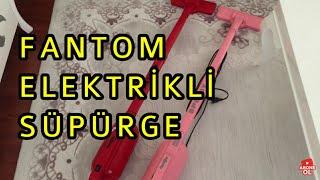 Fantom Speedy DU 2000 - Fantom P1200 Pratic Karşılaştırma ve Kutu Açılımı Fantom Carbon Dc 500 ayni