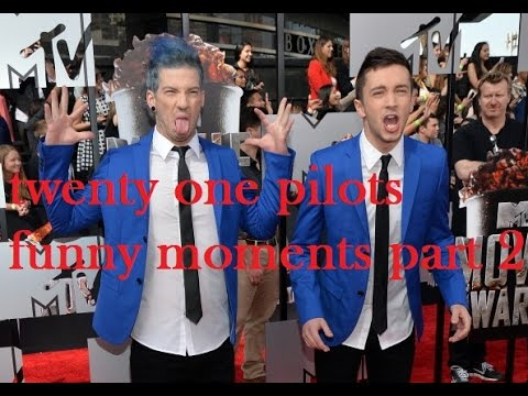 twenty one pilots funny moments (part 2)