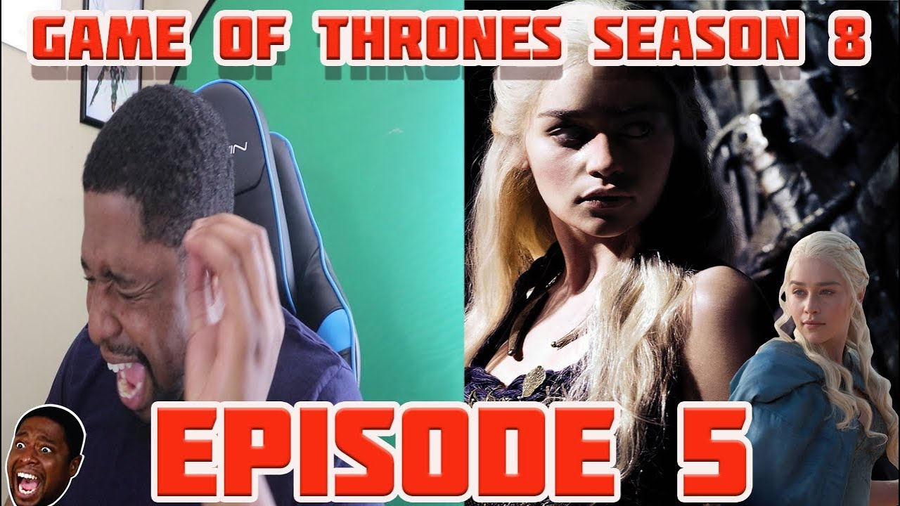 Download Ok, WE NEED TO HAVE A TALK ABOUT GAME OF THRONES! S8E5