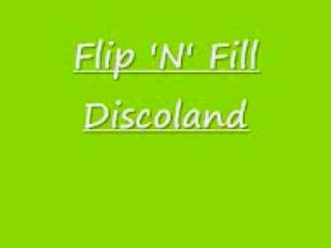 Flip 'N' Fill - Disco Land