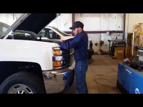 truck equipment installing emergency lights on grill youtube rh youtube com Flasher Wiring Diagrams Model 127 Police Vehicle Wiring