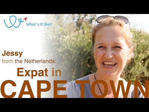 Living in Cape Town - Expat Interview with Jessy (Netherlands) about life in Cape Town, South Africa