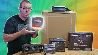 """Is This a """"Reasonable"""" RTX 2080 Ti Gaming PC Build? (w/ Ryzen 9 3900XT)"""
