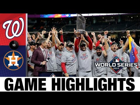 Nationals win 1st