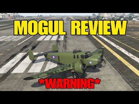 GTA ONLINE - ***WARNING*** DO NOT BUY THE MOGUL UNTIL YOU SEE THIS REVIEW!!!