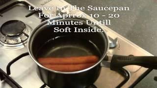 How To Make A Frankfurter Sandwich Under 30 Minutes