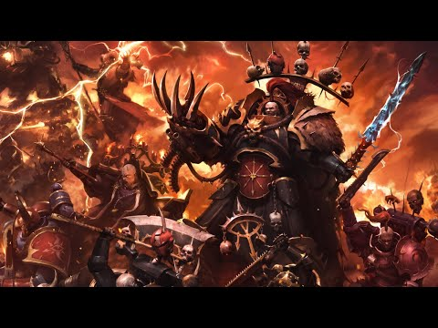 Codex: Chaos Space Marines – Pre-order Now