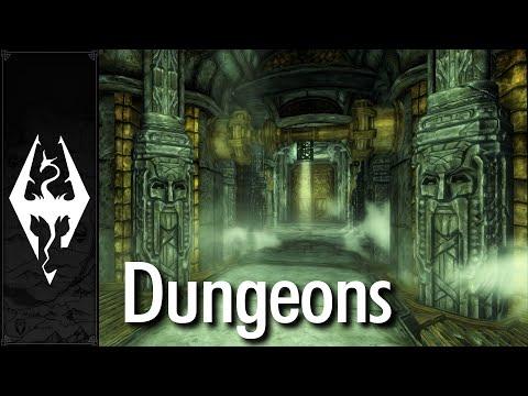 Skyrim - Music & Ambience - Dungeons