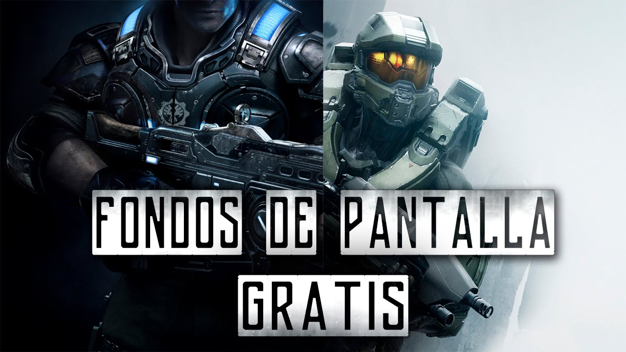Fondos De Pantalla: Gears Of War 4, Halo 5, PvsZGW 2, Etc