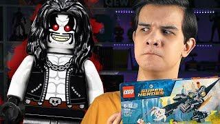 LEGO DC 'БЕЗУМНЫЙ ЛОБО' - Набор На Обзор (76096)