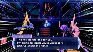 Hyperdimension Neptunia Re;Birth 3 V Generation [PC] - Final Boss + True Ending & Credits (Undub)