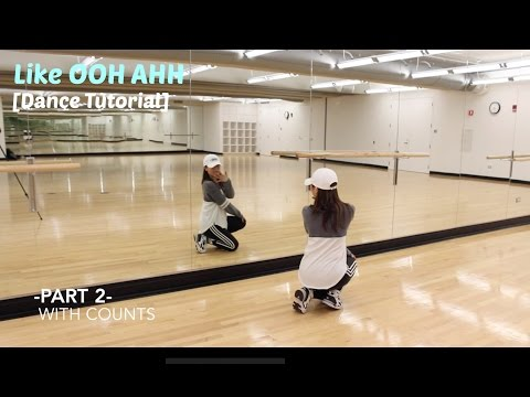 "TWICE ""OOH-AHH하게(Like OOH-AHH)"" Lisa Rhee Dance Tutorial"