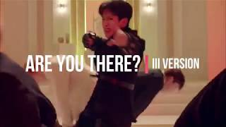 MONSTA X Take 1 : Are You There? UNBOXING ( III VERSION )