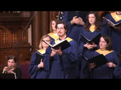 Bach - Christmas Oratorio at The Old Stone Church