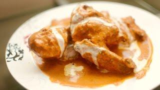 Butter Chicken Recipe  Murg Makhani Recipe   Restaurant Style Recipe