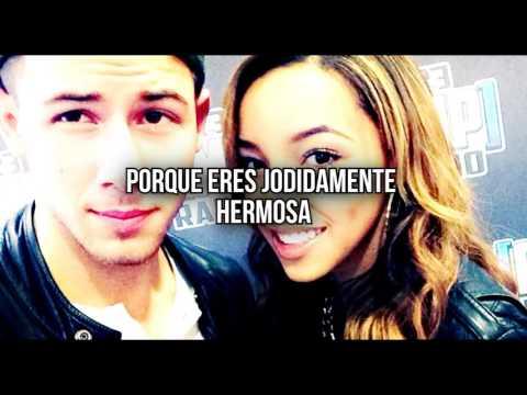 Nick Jonas ft. Tinashe - Jealous Remix (Traducida al español)