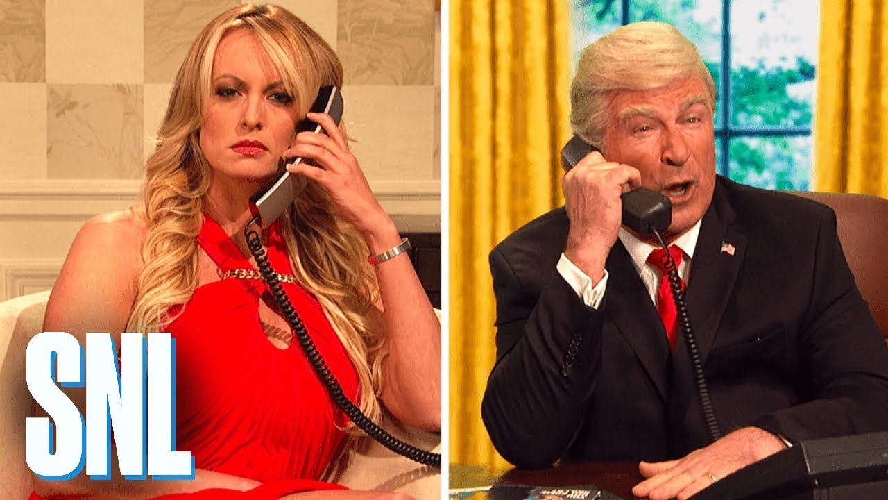 'Saturday Night Live' Cold Open  Ben Stiller's Michael Cohen Throws Trump ...