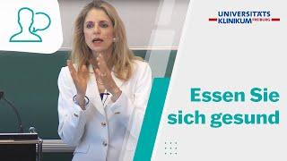 Essen Sie sich gesund - Vortrag über gesunde Ernährung (vollständiges Video)
