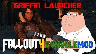 Video Fallout 4 Console Mods ~ Griffin Launcher (Sound Replacer) download MP3, 3GP, MP4, WEBM, AVI, FLV Juni 2018