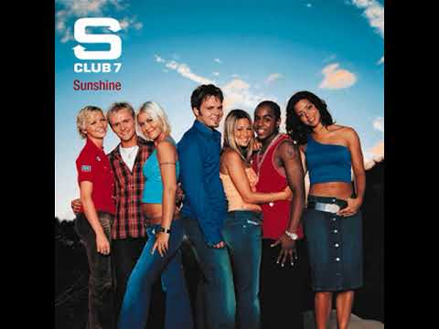 S CLUB 7........SUNSHINE