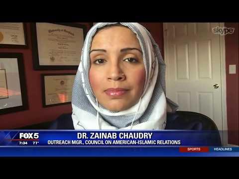 Video: CAIR Rep Interviewed About Murder of Virginia Muslim Teen Nabra Hassanen