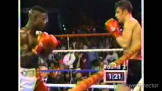 Terry Norris vs. Troy Waters: Hagler-Hearns of the 90's