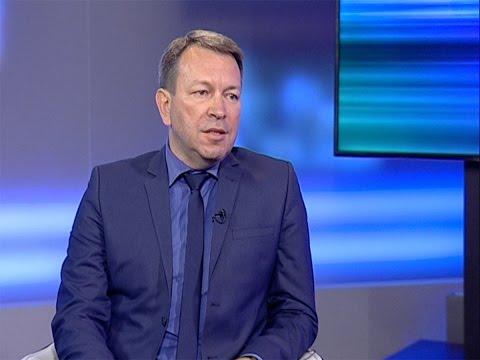 Интервью с заместителем директора департамента внутренней политики Вадимом Козловым