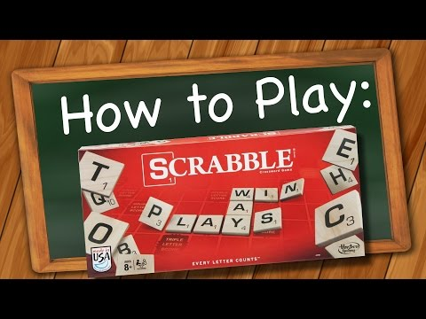 How To Play: Scrabble