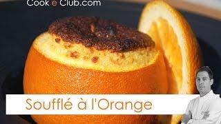 Soufflé à l'orange | Cook e Club