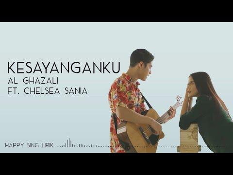 Al Ghazali Ft.  Chelsea Shania - Kesayanganku | OST. Samudra Cinta (Lirik)