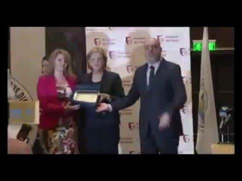 Honoring The media representatives in Lebanon