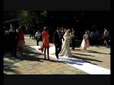 Համացանցում է հայտվել Լուսինայի հարսանիքը Սիրուշոյի և Լևոն Քոչարյանի քավորությամբ.Տեսանյութ