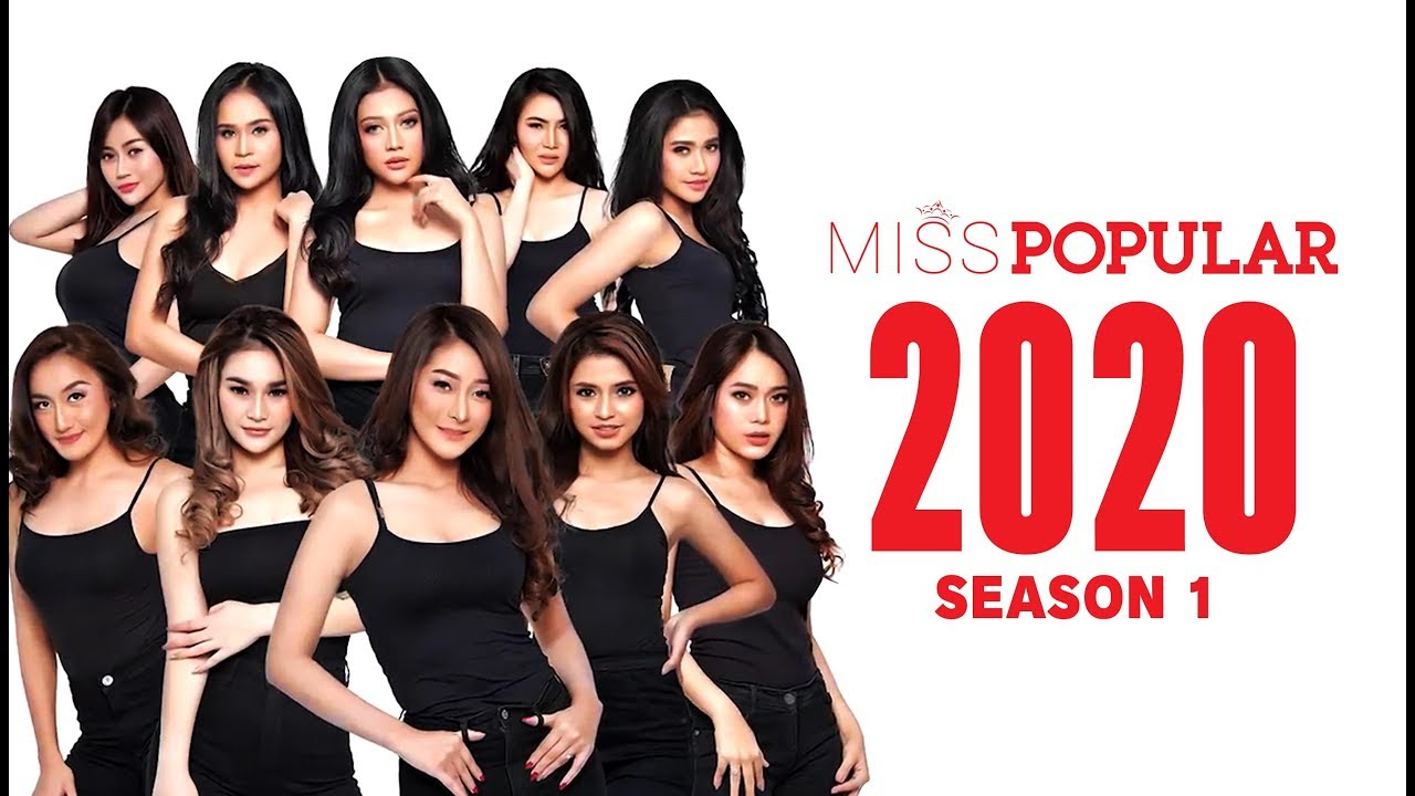 Miss POPULAR 2020 Season 1 - YouTube
