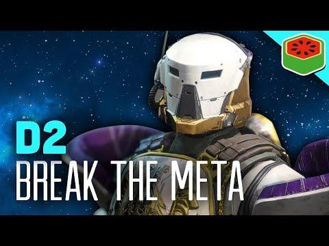BREAK THE META CONTEST! | Destiny 2 - The Dream Team